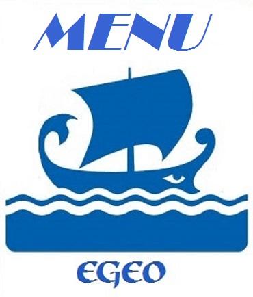 menu egeo on line